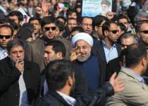 قدردانی رئیسجمهور از حضور مردم در راهپیمایی 22 بهمن