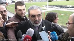الزعبی: دستور کار الابراهیمی را برای مذاکرات قبول نداریم