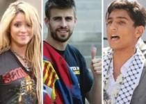 اقدام جالب همسر پیکه در حمایت از نوجوان فلسطینی