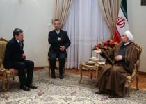 تاکید روحانی بر لزوم همکاری در زمینه تعیین رژیم حقوقی خزر