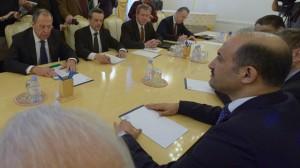 دمشق اسامی هیات مخالفان در ژنو را در فهرست تروریستی قرار داد