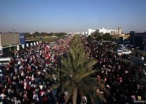 تظاهرات دهها هزار بحرینی در سالگرد انقلاب 14 فوریه