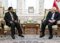 تقدیم رونوشت استوارنامه سفیر جدید بروندی به ظریف
