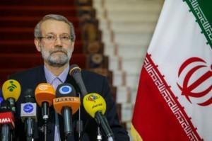 لاریجانی: ایران هوشیارانه مسیر مذاکرات را پیگیری میکند