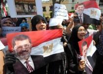 ادامه تظاهرات حامیان محمد مرسی در سراسر مصر