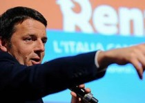 """""""متئو رنزی"""" نخستوزیر ایتالیا شد"""
