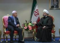 رییس جمهوری: روابط ایران و ترکیه در همه زمینهها در حال توسعه است