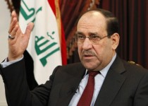 مالکی: پایان القاعده نزدیک است/ خشونتهای عراق نتیجه بحران سوریه است