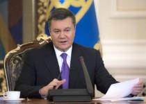 یانوکوویچ: دولت و مخالفان امروز توافقنامه حل بحران امضا میکنند