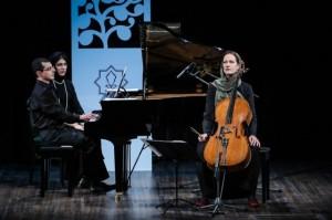 آنیا لخنر نوازنده آلمانی: ای کاش جشنوارهای مثل فجر در اروپا داشتیم