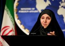 ابراز نگرانی سخنگوی وزارت خارجه ایران از تحولات اوکراین