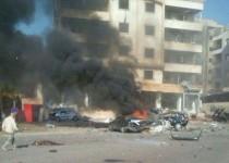 انفجار انتحاری در نزدیکی مرکز فرهنگی ایران در جنوب بیروت