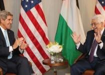 کری در دیدار با عباس: فلسطینیها به لفاظیهای ضداسرائیلی خاتمه دهند