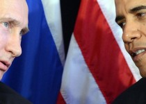 گفتوگوی تلفنی اوباما و پوتین در مورد اوضاع اوکراین