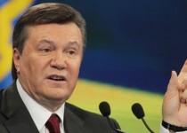 یانوکوویچ: استعفا نمیدهم