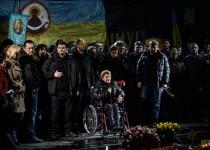 تیموشنکو: مبارزه تمام نشده است / نمیگذارم به مردم خیانت شود