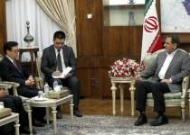 جهانگیری: توسعه روابط تهران - پکن نیازمند برداشتن گامهای بلند است