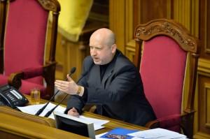 رئیسجمهوری موقت اوکراین: آماده مذاکره با روسیه هستیم