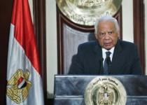 """دولت مصر استعفا کرد/ """"ابراهیم محلب"""" مامور تشکیل دولت جدید شد"""