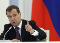 مدودف: اوکراین همچنان شریک مهم روسیه باقی میماند