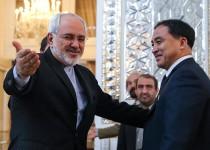 ظریف: ایران از وحدت دو کره استقبال و حمایت میکند