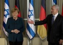 مرکل: راهکار تشکیل دو کشور برای تضمین آینده اسرائیل ضروری است