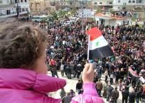 تظاهرات سراسری سوریها در حمایت از دولت و ارتش این کشور