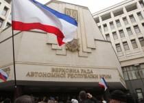تصرف پارلمان و دولت جمهوری خودمختار کریمه/ آماده باش جنگندههای روسیه