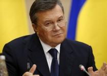 یانوکوویچ در روسیه: مجبور به ترک کشور شدم
