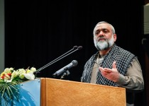 سردار نقدی : بسیجیان منتظر فرمان رهبری برای آزادی بیتالمقدس هستند