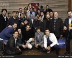شام آخر ملیپوشان والیبال با ولاسکو/تصاویر