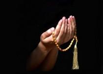محکم پای خواستههای مشروع خود از خدا بایستید