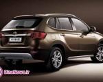 محصول جدید سایپا یا کپی ناشیانه از BMW x3 ؟/تصاویر