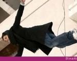 مهسا احمدی دختر بدلکار ایرانی در آخرین فیلم جیمز باند/تصاویر