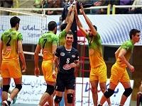 کاله آمل با شکست شهرداری اورمیه به فینال لیگ برتر والیبال رسید