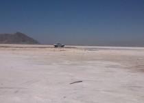 کاهش شدید ذخیره برفی در حوزه دریاچه ارومیه