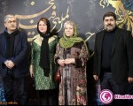 """ژست های هنرمندان بر روی فرش قرمز اختتامیهی""""جشنواره فیلم فجر""""+ تصاویر"""