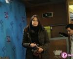 """ژستهای جالب """"طناز طباطبایی"""" و """"بابک حمیدیان"""" در کاخ جشنواره+ تصاویر"""