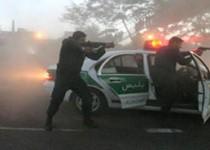 شلیک 23 تیر جنگی برای متوقف کردن خلافکاران پایتخت