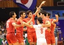 چهل بازیکن به اردوی تیم ملی والیبال دعوت شدند