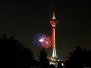 افتتاح آنتن تلویزیونی برج میلاد در نوروز 93
