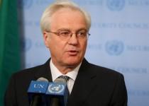 چورکین: مسکو به ثبات اوکراین با توجه به توافقنامههای موجود تمایل دارد