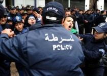 تظاهرات الجزایریها در اعتراض به نامزدی مجدد بوتفلیقه در انتخابات