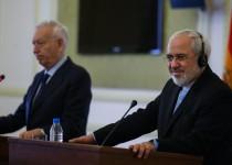 ظریف: راهحل توافق ایران و 1+5 حذف تحریمهاست
