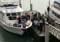 اعلام مسیرهای مجاز برای سفرهای دریایی به قشم و کیش