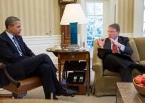 اوباما: ایرانی ها از گزینه نظامی ما ترسیده اند
