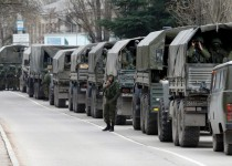 ضربالاجل 12 ساعته ارتش روسیه برای خروج نظامیان اوکراینی از کریمه