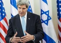 کری: شرایط برای موفقیت مذاکرات صلح خاورمیانه فراهم شده است