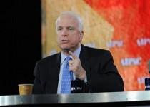 انتقاد تند سناتور مککین از عملکرد اوباما در قبال اوکراین و سوریه
