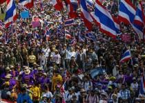 اعتراضات در تایلند کاهش یافته اما احتمال تمدید وضعیت فوقالعاده هست